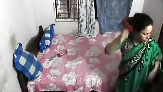 rakiber ma caught by hiddencam running prostitution