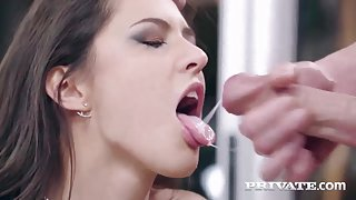 Double Facial For New Spanish Sensation Carolina Abril
